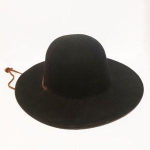 Brixton Wide Brim Felt Hat